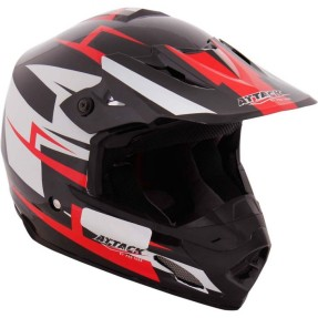 Foto Capacete Protork TH1 Off-Road