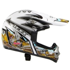 Foto Capacete Texx Kids MX Cross Off-Road