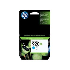 Foto Cartucho Ciano HP 920XL CD972AL