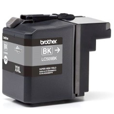 Foto Cartucho Preto Brother LC509BK | Reis Office