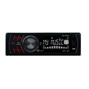 Foto CD Player Automotivo H-Buster HBD-4680MP USB