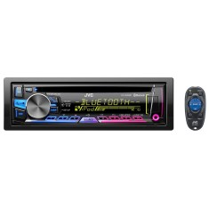 Foto CD Player Automotivo JVC KD-R969BT