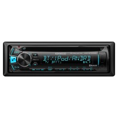 Foto CD Player Automotivo Kenwood KDC-BT6062U