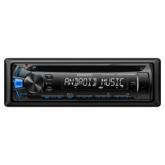 Foto CD Player Automotivo Kenwood KDC-MP2062U USB