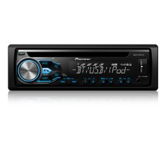 Foto CD Player Automotivo Pioneer DEH-X4880BT Bluetooth USB