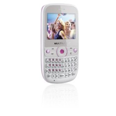 Foto Celular Multilaser Star 4S P3194 1,3 MP 4 Chips