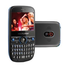 Foto Celular Multilaser Star Dual TV P3165 1,3 MP 4 Chips