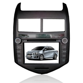 "Foto Central Multimídia Automotiva Caska 7 "" CA310 USB Viva Voz"
