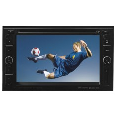"Foto Central Multimídia Automotiva H-Buster 6 "" HBO-8980NI Touchscreen Bluetooth"