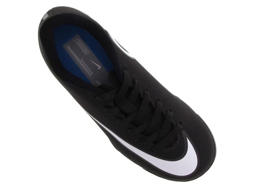 ... Chuteira Infantil Society Nike Mercurial Vortex II CR TF  2b9cf7b014187