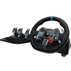 Foto Cockpit PS3 PS4 Driving Force G29 - Logitech