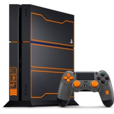 Foto Console Playstation 4 1 TB Sony Call Of Duty Black Ops III