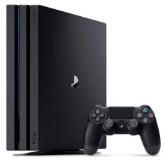 Foto Console Playstation 4 Pro 1 TB Sony HDR 4K