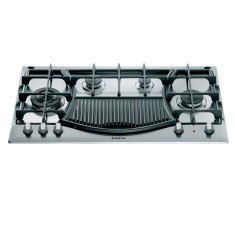 Foto Cooktop Ariston PH 941MSTB GH 4 Bocas Acendimento Superautomático