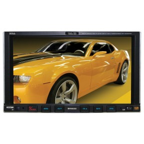 "Foto DVD Player Automotivo Boss 7 "" BV9555 Touchscreen Bluetooth"