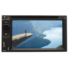 "Foto DVD Player Automotivo Dazz 6 "" DZ-52201BT Touchscreen Bluetooth"