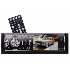 "Foto DVD Player Automotivo H-Buster 3 "" HBD-8810AV USB"