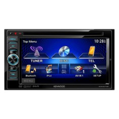 "Foto DVD Player Automotivo Kenwood 6 "" DDX-3071BT Touchscreen USB"