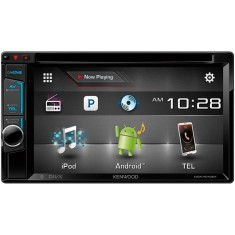 Foto DVD Player Automotivo Kenwood DDX416BT
