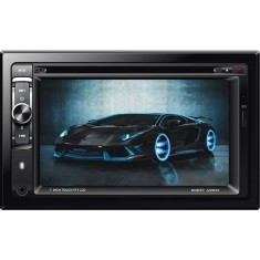 Foto DVD Player Automotivo Napoli DVD-TV 7585