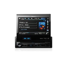 "Foto DVD Player Automotivo Pioneer 7 "" AVH-P6380BT Touchscreen USB"