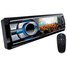 "Foto DVD Player Automotivo Pósitron 3 "" SP4650DTV USB TV"