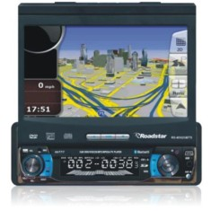 Foto DVD Player Automotivo Roadstar RS-8002 GBTS