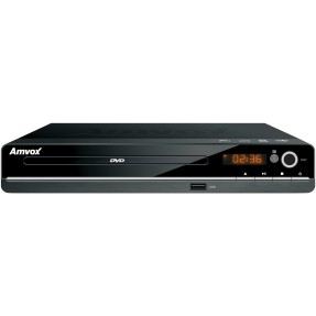 Foto DVD Player Karaokê AMD 300K Amvox
