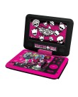 "DVD Player Portátil Tela 7"" Monster High DVT-P3800 Tectoy"