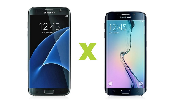 Galaxy S7 Edge vs Galaxy S6 Edge