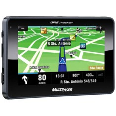 Foto GPS Automotivo Multilaser Tracker GP011 4,3 ""
