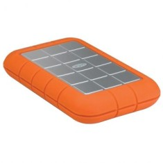 Foto HD Externo Portátil Lacie Rugged Triple 1 TB