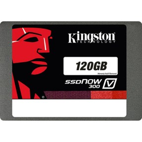 Foto HD Externo SSD Portátil Kingston SV300S37A 120 GB