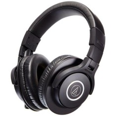 Foto Headphone Audio-Technica Ath-m40x Dobrável