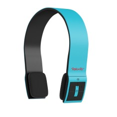 Foto Headphone Bluetooth Aquarius com Microfone Rock in Rio