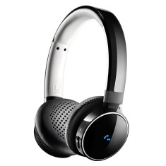 Foto Headphone Bluetooth Philips com Microfone SHB9150BK/00
