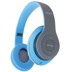 Foto Headphone Bluetooth OEX com Microfone Rádio