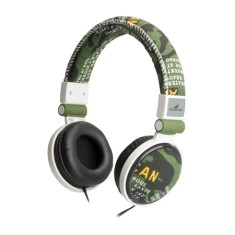 Foto Headphone Fortrek com Microfone HP601