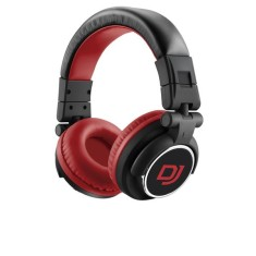 Foto Headphone Multilaser com Microfone DJ PH117
