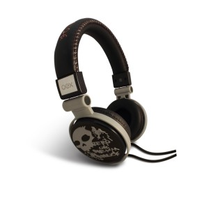Foto Headphone OEX com Microfone Skull HP-101