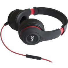 Foto Headphone OEX com Microfone Smooth HS204