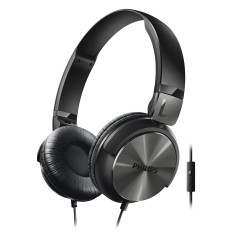 Foto Headphone Philips com Microfone SHL3165