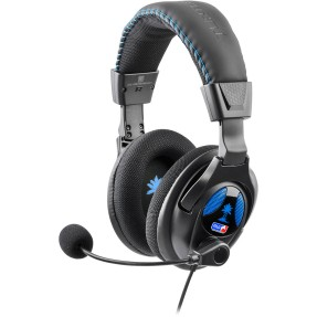 Foto Headphone Turtle Beach com Microfone Ear Force PX22