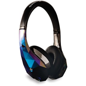 Foto Headphone Monster Diamond Tears Ajuste de Cabeça