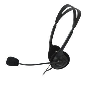 Foto Headset C3 Tech com Microfone CT 662040 BK
