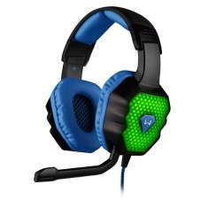 Foto Headset Multilaser com Microfone Gamer 3d 7.1 Sound PH121