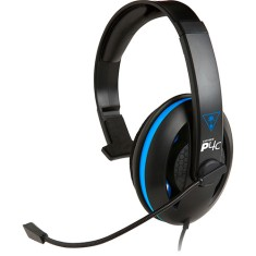 Foto Headset Turtle Beach com Microfone Ear Force P4C