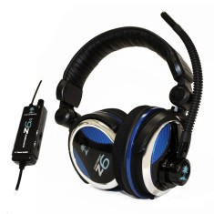 Foto Headset Turtle Beach com Microfone Force Z6a