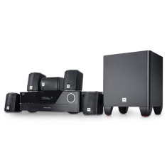 Foto Home Theater Harman Kardon 3D 375 W 5.1 Canais 4 HDMI HKJ-5000