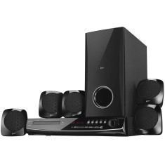 Foto Home Theater Leadership com DVD 100 W 5.1 Canais 424
